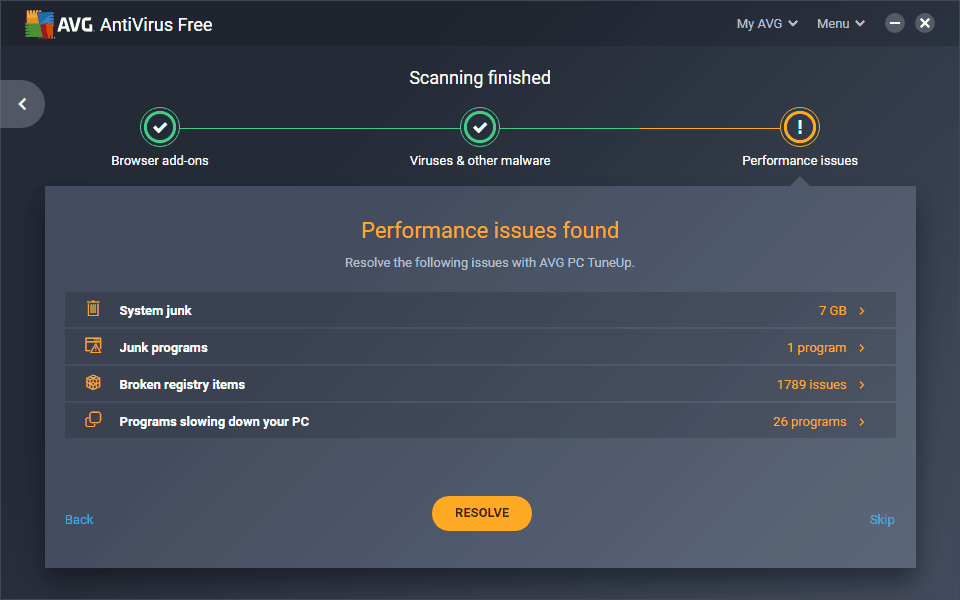 AVG AntiVirus FREE 2019 Reviews by Experts & Users - Best